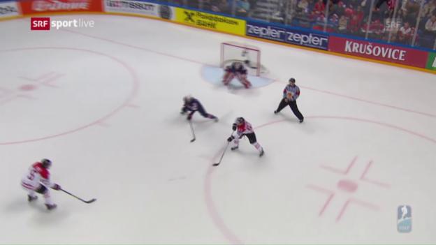 Video «Kanada mit einer Traumkombination zum 2:0» abspielen