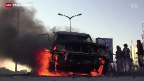 Video «Saudische Intervention im Jemen geht weiter» abspielen