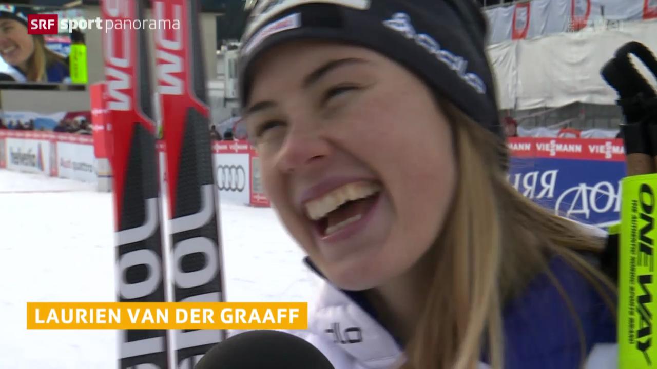 Langlauf: Sprints in Davos