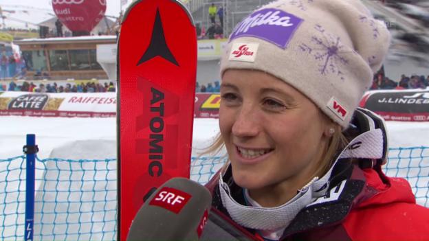 Video «Erleichterte Kirchgasser freut sich über Bronze» abspielen