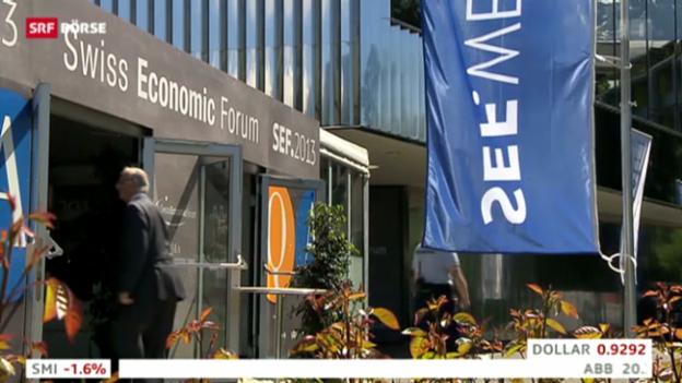 Video «SRF Börse vom 06.06.2013» abspielen