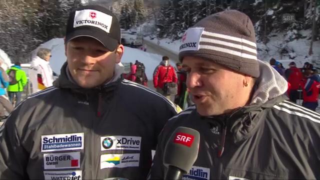 Interview mit Beat Hefti und Thomas Lamparter
