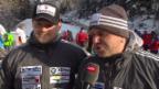 Video «Interview mit Beat Hefti und Thomas Lamparter» abspielen