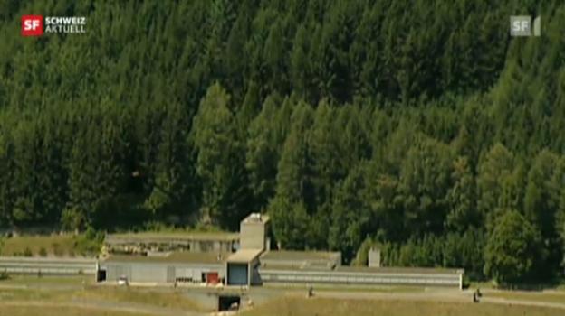 Video «Erhöhte Radioaktivität in Lucens» abspielen