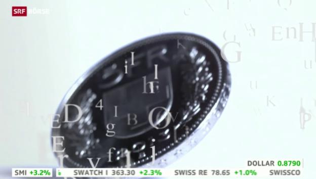 Video «SRF Börse vom 19.01.2015» abspielen
