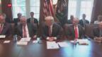 Video «Machtkampf rund um US-Präsident Trump» abspielen