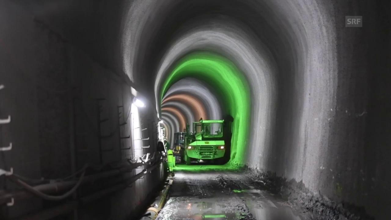 4-Meter-Korridor am Axen