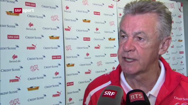 Interview mit Ottmar Hitzfeld