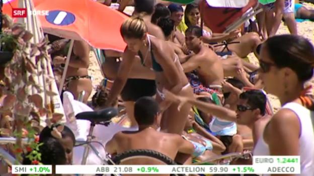 Video «SRF Börse vom 09.07.2013» abspielen