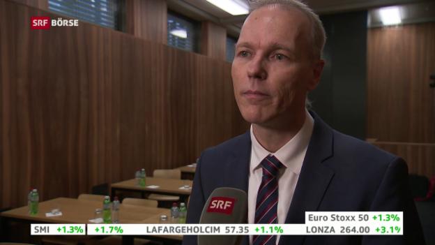 Video «SRF Börse vom 26.10.2017» abspielen