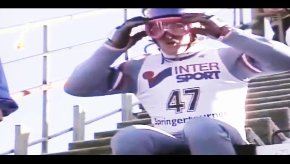 Eddie The Eagle - Der Kult-Skispringer