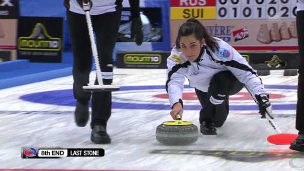 Video «Curling: EM, Final Schweiz - Russland» abspielen