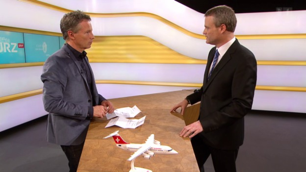 Video «Studiogespräch mit Arnold Rusch, Rechtsprofessor» abspielen