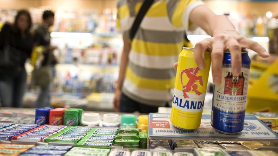Ernüchternde Alkohol-Testkäufe (05.07.2013)