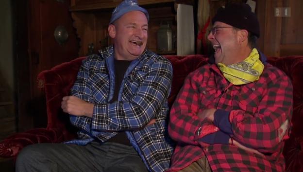 Video ««Hösli & Sturzenegger» und der Lachs» abspielen