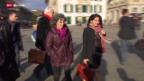 Video «FOKUS: Der erste Tag als Nationalrätin» abspielen
