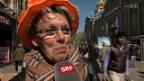 Video «Aktuell: Stimmen aus Amsterdam» abspielen