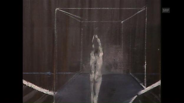 Video «Francis Bacon und seine Vorbilder (Tagesschau, 7.2.2004)» abspielen