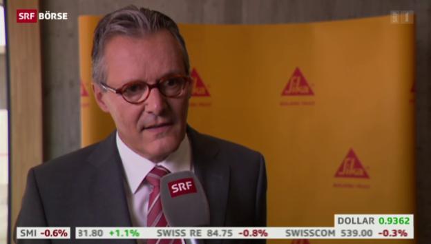 Video «SRF Börse vom 24.06.2015» abspielen