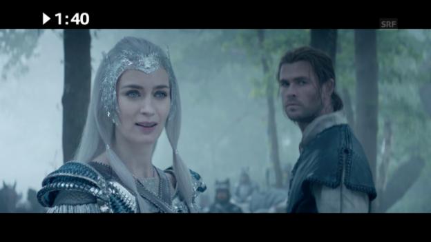 Video «Im Kino: «The Huntsman: Winter's War»» abspielen
