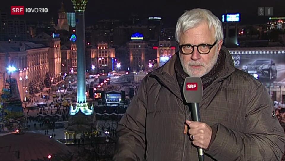 Explosive Stimmung in Kiew
