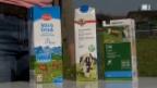 Video «Der Etiketten-Schwindel bei der Milch» abspielen
