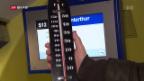 Video «Weniger Schwitzen in den S-Bahnen» abspielen