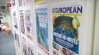 Video «FOKUS: Macht sich unter EU-Freunden die Angst breit?» abspielen