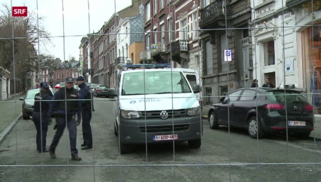 Video «Terrorwarnung in Belgien» abspielen