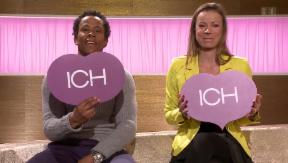 Video «Was sich liebt ...: Sergei und Sonja Aschwanden in «Ich oder Du»» abspielen