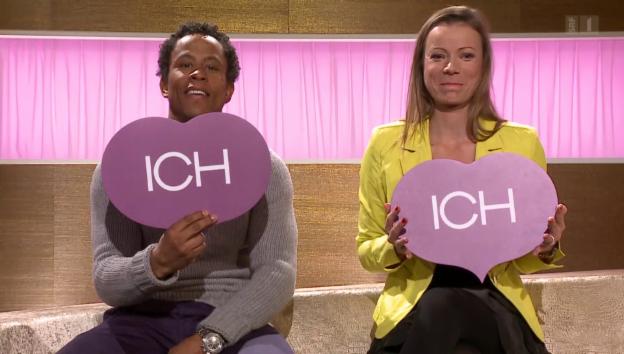 Video ««Ich oder Du»: Sergei und Sonja Aschwanden» abspielen