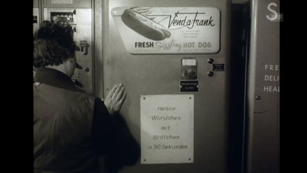 Video «Mahlzeiten aus Automaten (SFW, 2.12.1960)» abspielen
