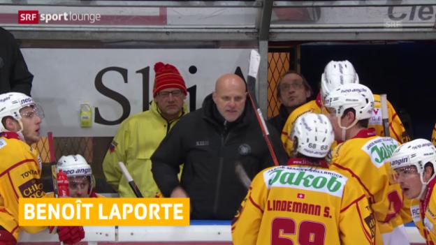 Video «Benoît Laporte muss seine Koffer packen» abspielen