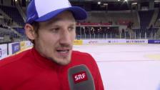 Video «Interview mit Damien Brunner» abspielen