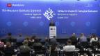 Video «EU-Gipfel in Sofia» abspielen