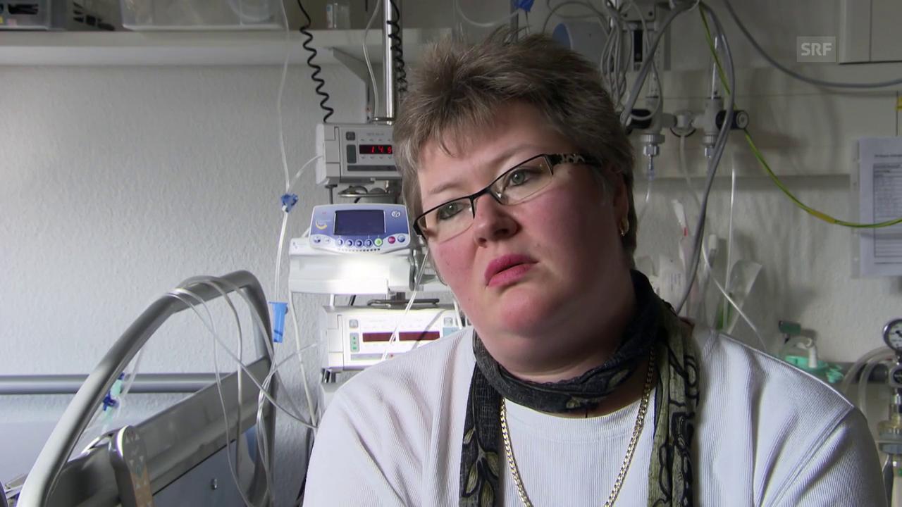 Daniela Gündogdu: «Die Therapie ist für uns unerreichbar»