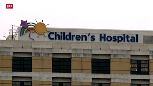 Kleinkind von Aids geheilt