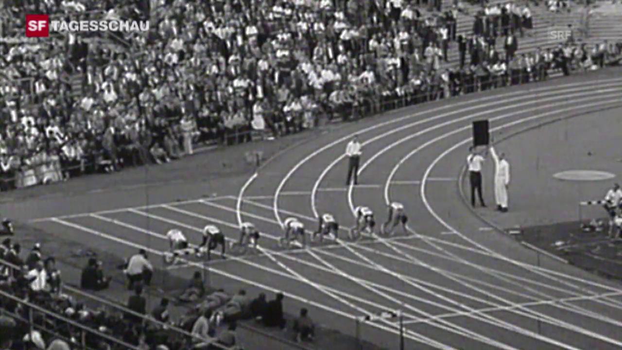 Leichtathletik: Als Armin Hary als erster Mensch die 100 m in 10,0 Sekunden lief
