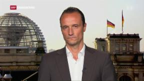 Video «Weitere Informationen zum Anschlag in München» abspielen