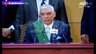 Video «Verfahren gegen Mubarak eingestellt» abspielen