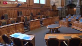 Video «Schweizer Wahlen 2015: Viele Rücktritte» abspielen