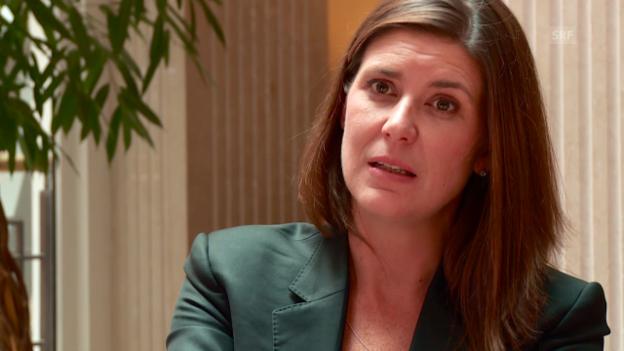 Video «Gretta Fenner über Unabhängigkeit» abspielen