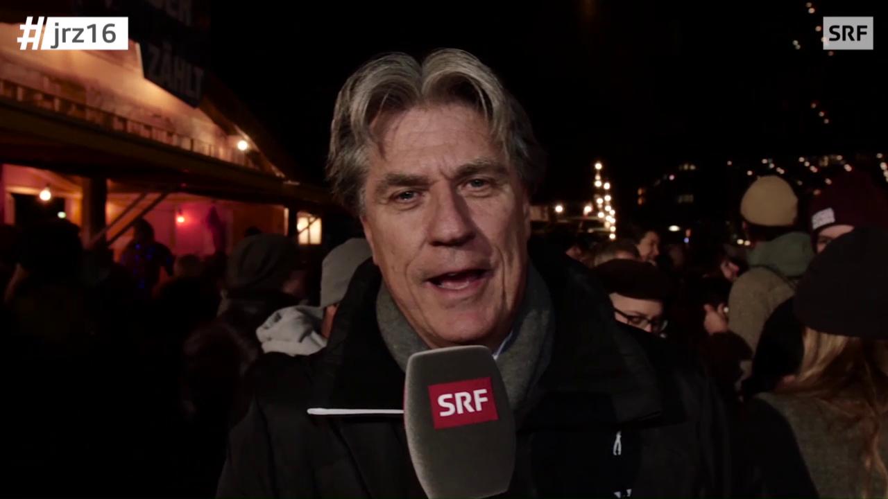 Berni Schär - live vom Europaplatz