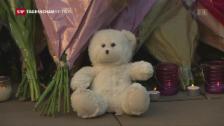 Video «Manchester trauert» abspielen