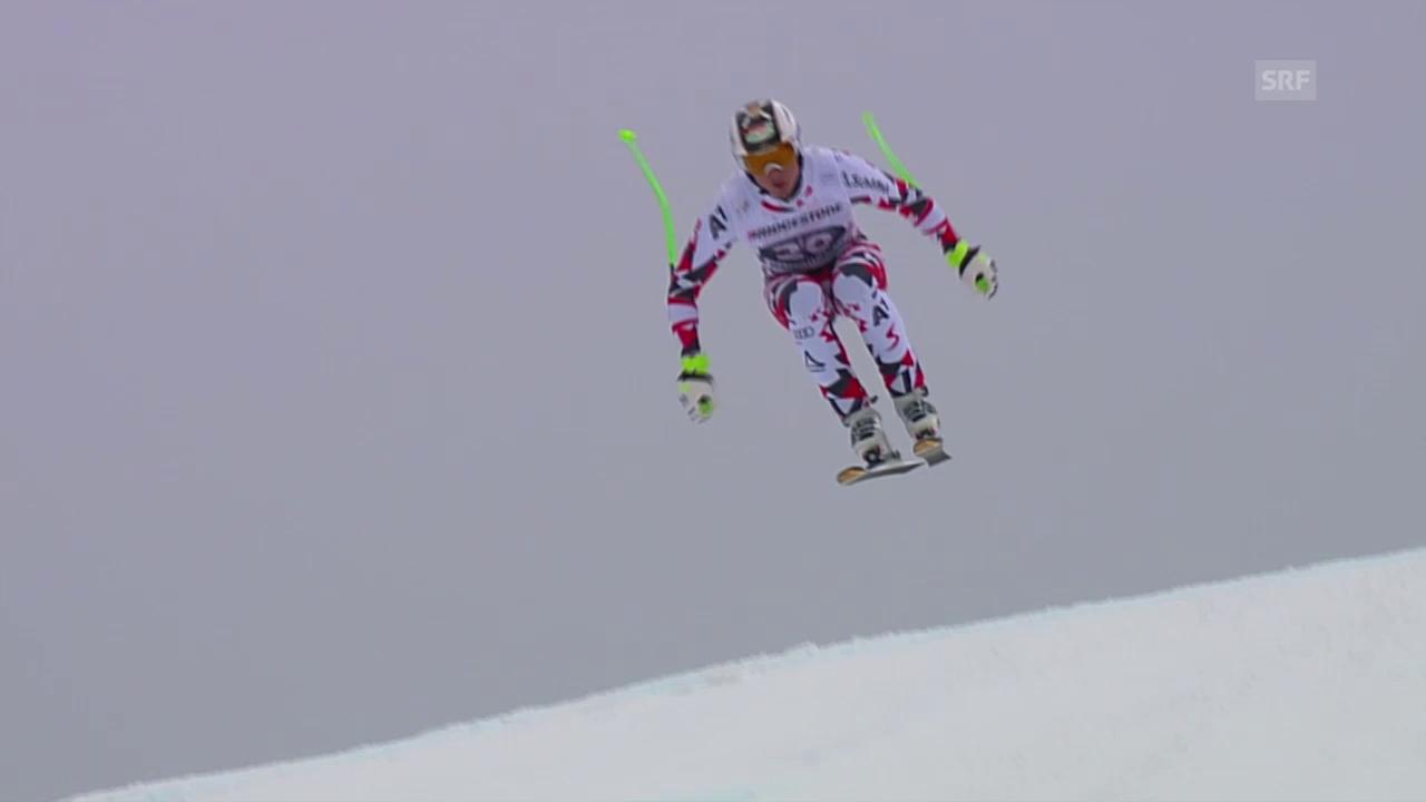 Ski alpin: Weltcup, Abfahrt Garmisch-Partenkirchen, Hannes Reichelt