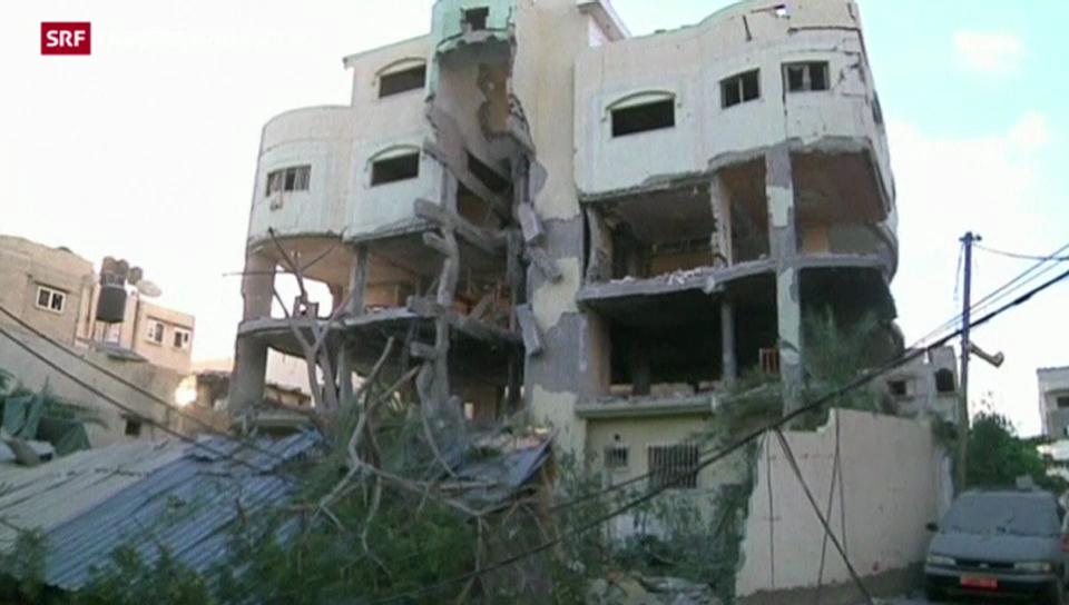 Israel bombardiert weiter Gaza