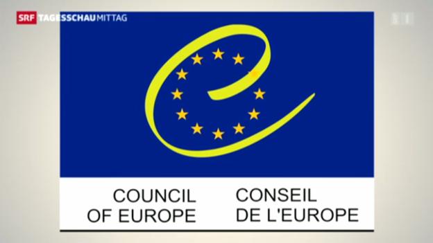 Video «Schweiz seit 50 Jahren im Europarat» abspielen
