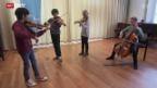 Video «Jugendlicher gründet Musikfestival» abspielen