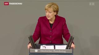 Video «Schärferes Asylrecht für Deutschland» abspielen