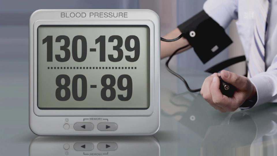 Neue Richtwerte für Bluthochdruck